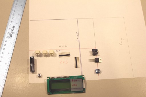 PCB layout planning: looking for the right board size