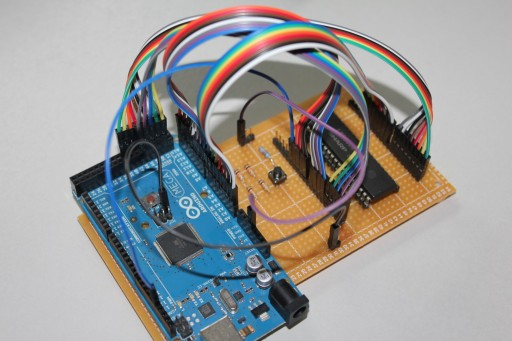 Z80 dongle for Arduino Mega