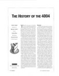 The History of 4004